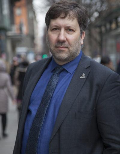 Generalsekreterare Jesper Hansén