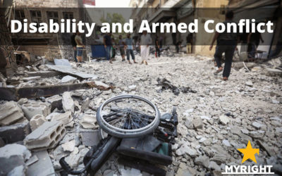 Seminar: Disability and Armed Conflict 10th October
