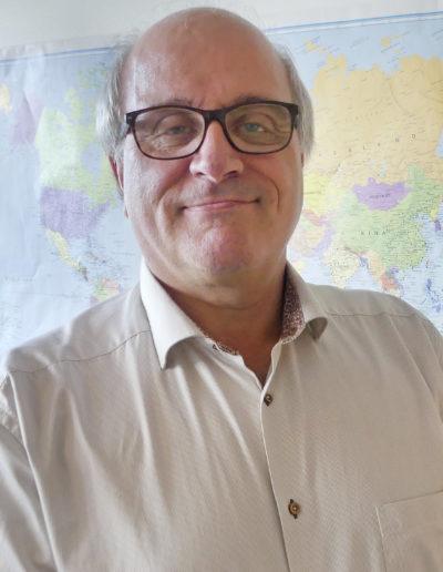 Ordförande Göran Alfredsson