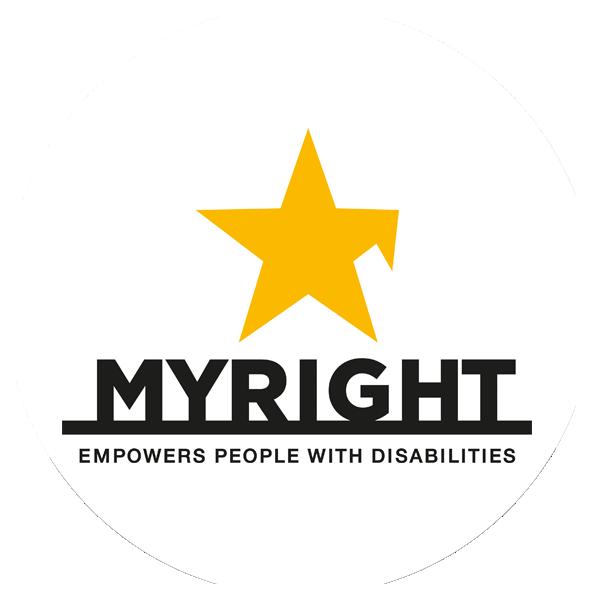 Logotyp för MyRight