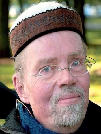 Närbild på Kalle Könkkölä
