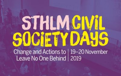 Stockholm Civil Society Days