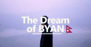 Omslagsbild på filmen från BYAN.